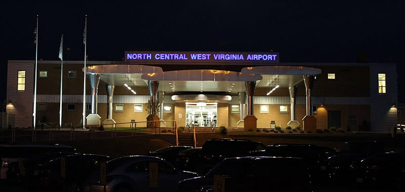 $1 Million NCWV Airport Terminal Renovation Effort Complete