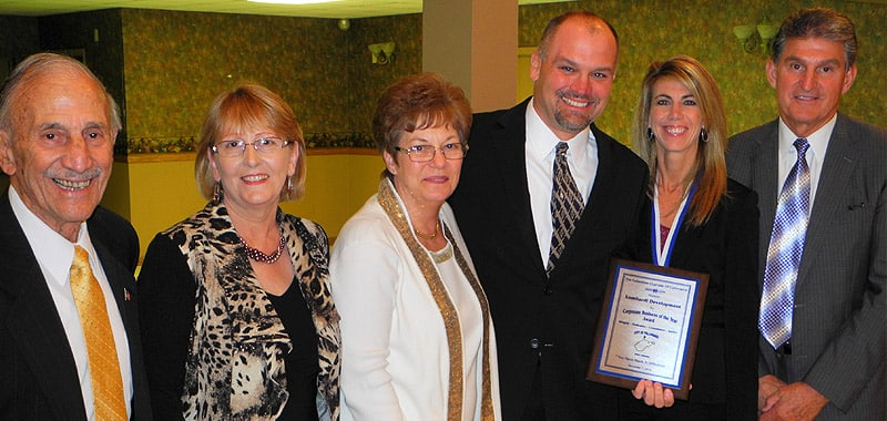 Follansbee Chamber Taps Citizen Of Year, Honors Others