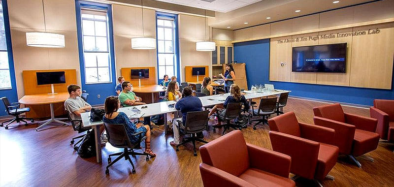 WVU Reed College Of Media Begins 75th Year With New Name, Facilities And Curriculum