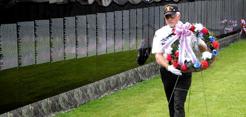 Tribute Paid In Follansbee To Those Who Died, Went MIA During Vietnam War