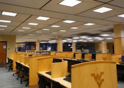 WVU Evansdale Lib 10-18-18-15