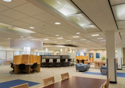 WVU Evansdale Library 9-7-13-14