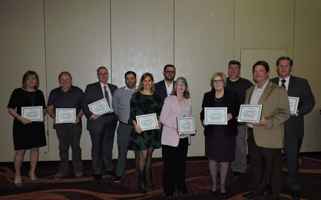 Chamber Recognizes Achievements of Area Businesses