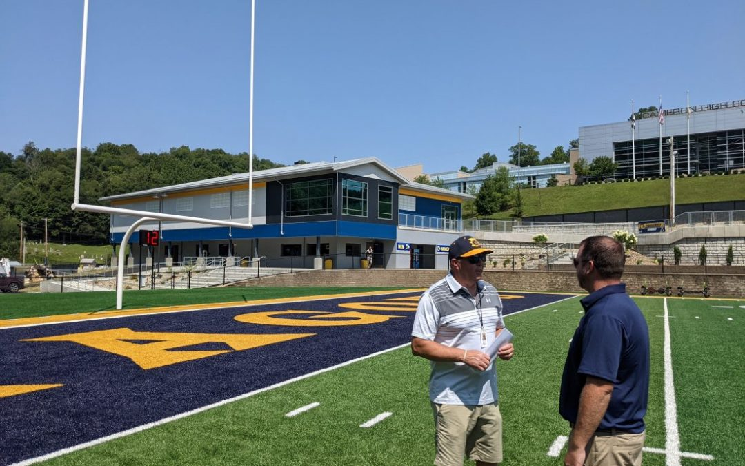 Cameron High School Athletic Complex Unveiled